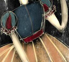 Voodoo Princess Snow White Sticker
