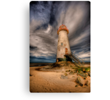 Talacre Lighthouse Canvas Print