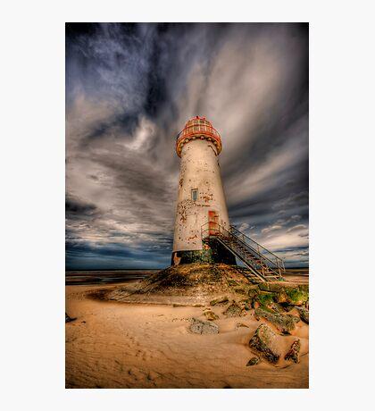 Talacre Lighthouse Photographic Print