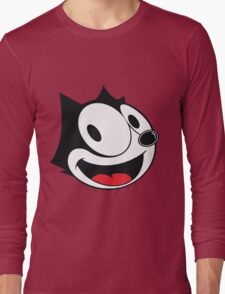 Felix The Cat !! Long Sleeve T-Shirt