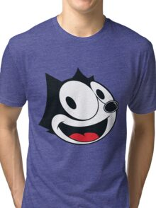 Felix The Cat !! Tri-blend T-Shirt