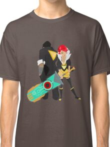 Red and her Transistor Classic T-Shirt