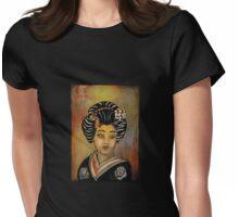 Hanako Womens Fitted T-Shirt