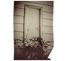 Mystery Door Poster