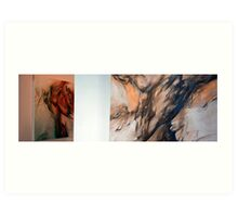 Images Art Print