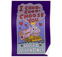 I Choo-Choo-Choose You Poster
