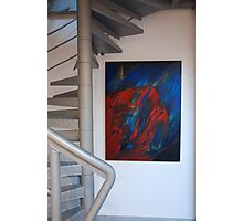 ... stairs ... Photographic Print