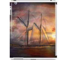 Singing sails...... iPad Case/Skin