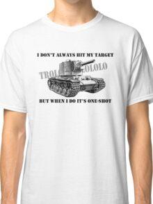 KV 2 troll Classic T-Shirt