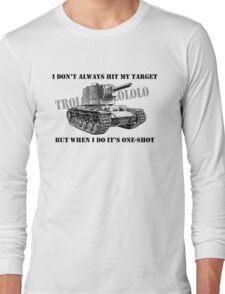 KV 2 troll Long Sleeve T-Shirt