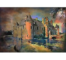 Château de Boucard  Photographic Print