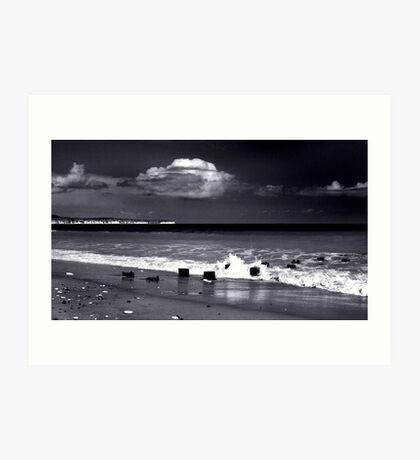 Bridlington Art Print