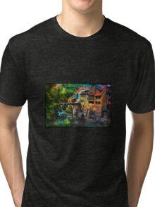 Skofja Tri-blend T-Shirt