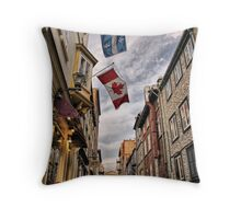 Je me Souviens - I remember  Throw Pillow