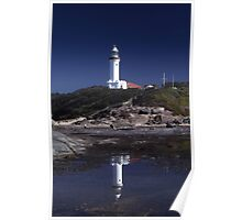 Norah Head Lighthouse, Central Coast, New South Wales, Australia Poster