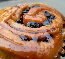Chelsea Bun - A Landscape in Sugar Syrup by eclecticcollect