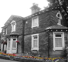 The Old Gatehouse by Sandra Cockayne