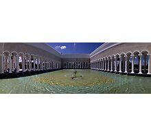 Sultan Omar ali Saiffuddien Mosque Brunei Photographic Print