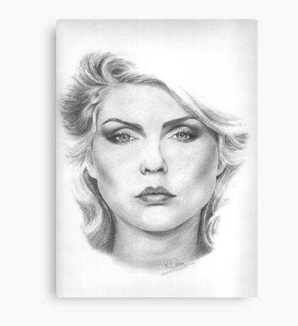 Debbie Harry Canvas Print