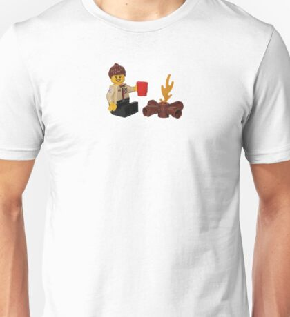 LEGO UK Scout Leader by Fire Unisex T-Shirt