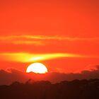 Fiery Sunset by ValorieB