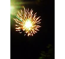 4TH OF JULY BEAUTY Photographic Print