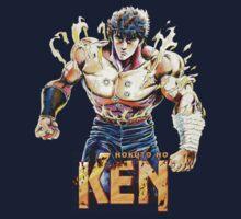 Kenshiro - Hokuto No Ken  by KronoShop