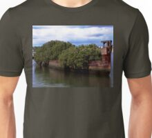 Shipwreck (S.S. Ayrfield), Homebush Bay, Australia Unisex T-Shirt