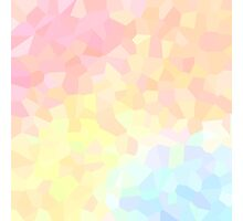 MultiCrystal pattern Photographic Print