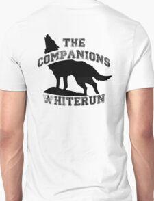 The companions of whiterun - Black T-Shirt
