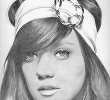 Lily Allen by Karen Townsend