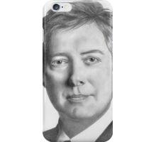 James  Spader iPhone Case/Skin