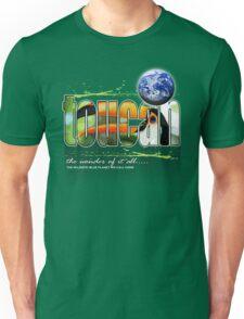 the toucan Unisex T-Shirt