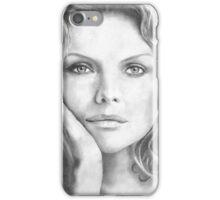 Michelle Pfeiffer iPhone Case/Skin