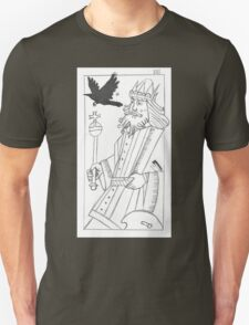 Childermass' Raven King Unisex T-Shirt