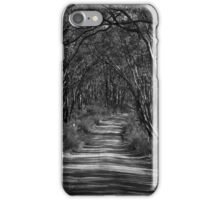 Scary Trees- Evans Drive, Mark Oliphant. iPhone Case/Skin