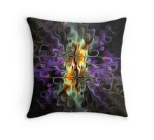 In Somnis Veritas Throw Pillow