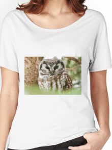 Boreal Owl Women's Relaxed Fit T-Shirt