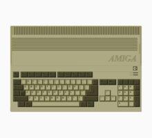 Amiga Pixel keyboard Kids Clothes