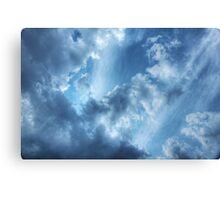 Heavenly (version II) Canvas Print