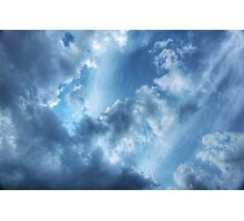 Heavenly (version II) Photographic Print