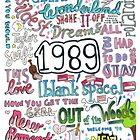 1989- Taylor Swift by amysterzzlyrics