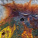 Rust Abstract-0656 by Albert Sulzer