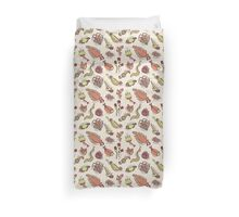 Cambrian Critters Duvet Cover