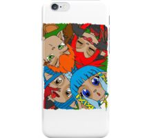 pull a face gw2 asura iPhone Case/Skin