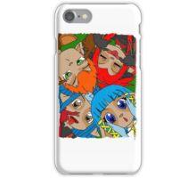 pull a face gw2 asura iPhone Case/Skin