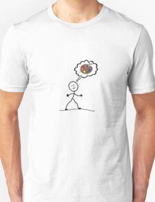 Thinking of art T-Shirt
