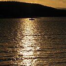 Last of the Sunset - Marathon Ontario by loralea