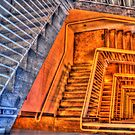 Square Stairs by Bob Hortman