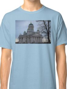 Finland. Helsinki. Lutheran Cathedral. Classic T-Shirt